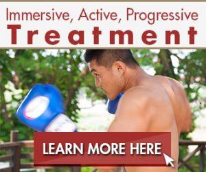 Immersive, Active, Progressive Treatment